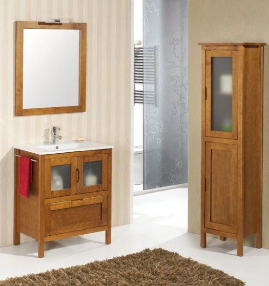 muebles ba o madera muebles la ilusi n On muebles de bano en leon