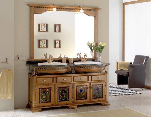 Mueble de baño Ruben-doble