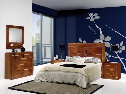 Dormitorio Gaudi nº22