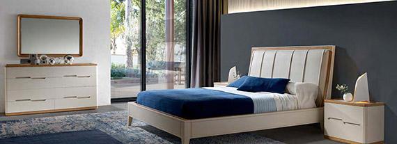 Muebles para dormitorio de matrimonio