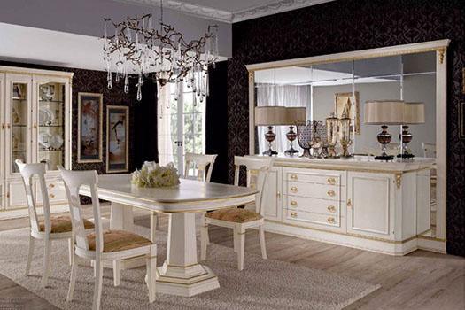Muebles de sal n muebles la ilusi n for Salones clasicos modernos