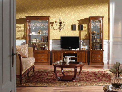salones clasicos Muebles La Ilusin